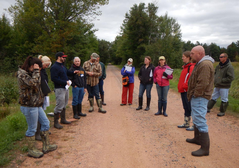 Wetland field workshop