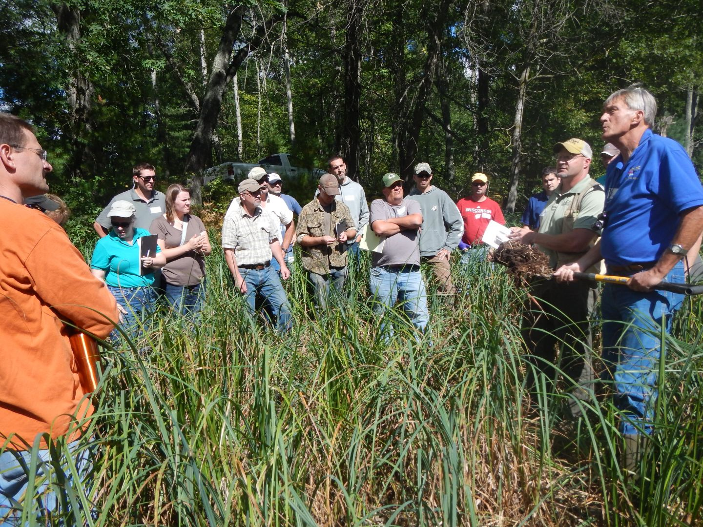 Wetland workshop