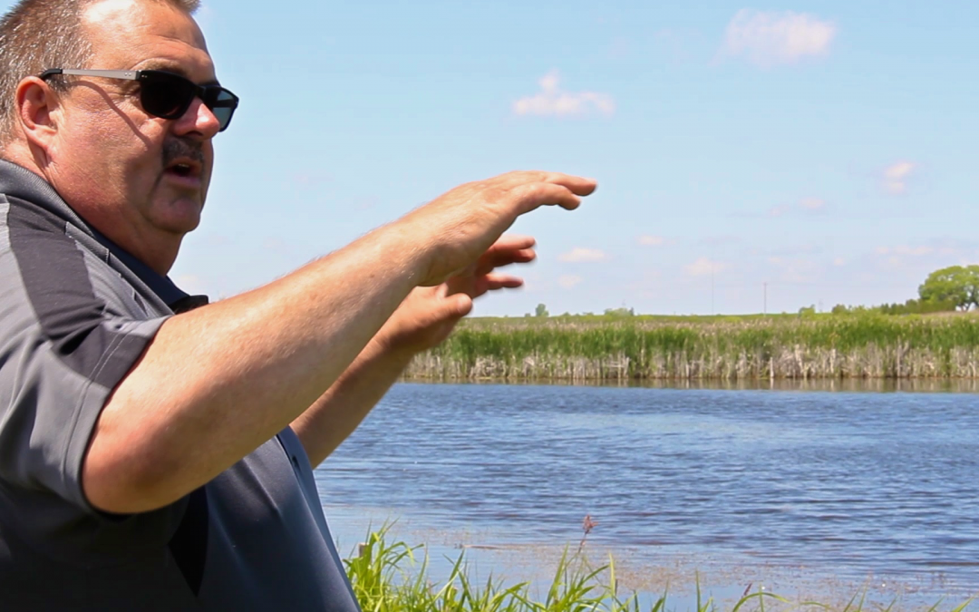 A family journey to wetland restoration