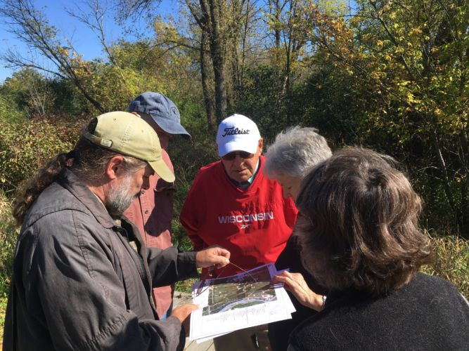 Planning for wetland and open space protection and restoration in Mequon