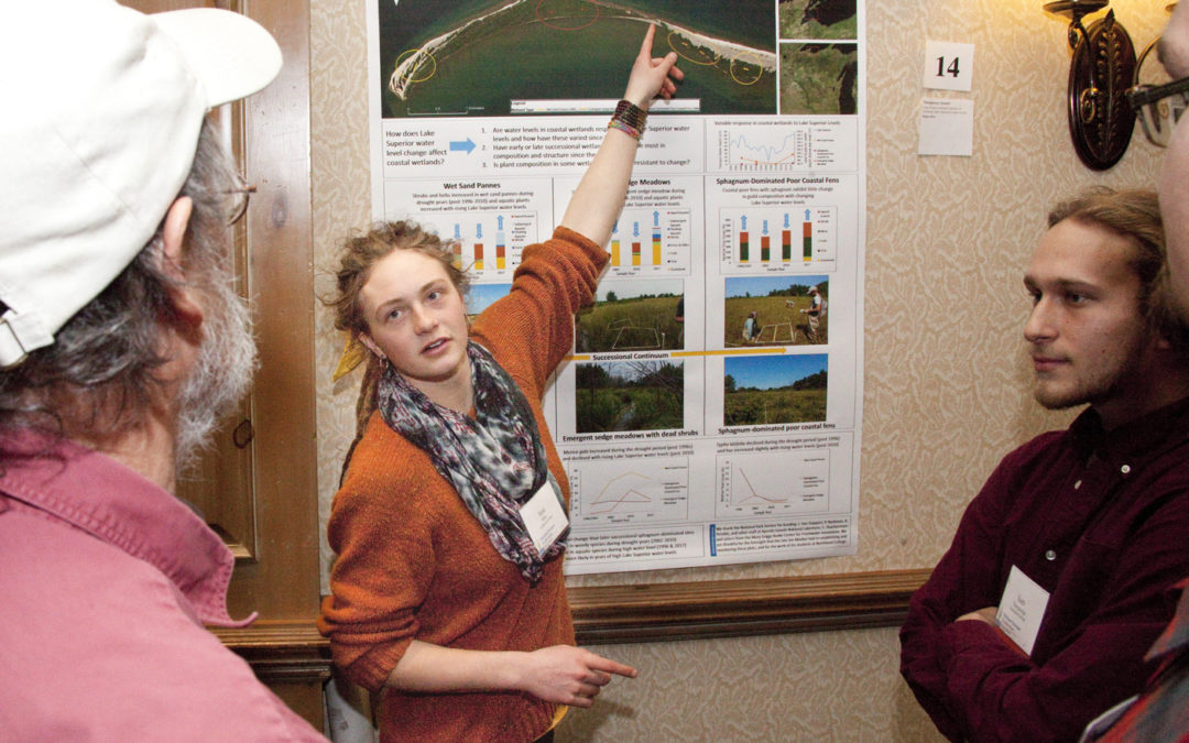 3 reasons students should attend the 2019 Wetland Science Conference