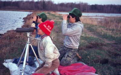 Crane count classic: Capturing the history of the early years