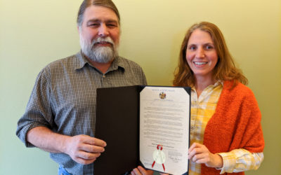 February 2nd proclaimed WI Wetlands Day!